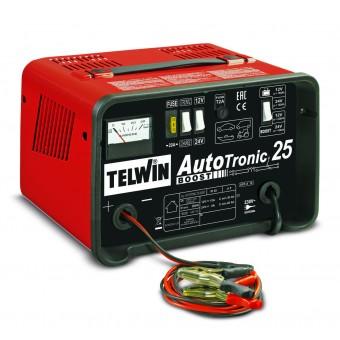 Зарядное устройство TELWIN AUTOTRONIC 25 BOOST 230V 12V/24V 807540