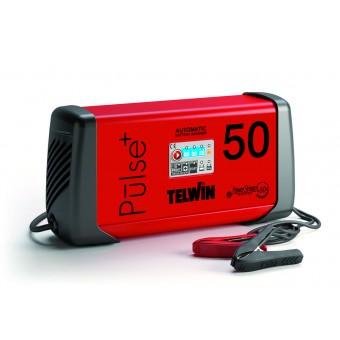 Зарядное устройство TELWIN PULSE 50 230V 6V/12V/24V 807588