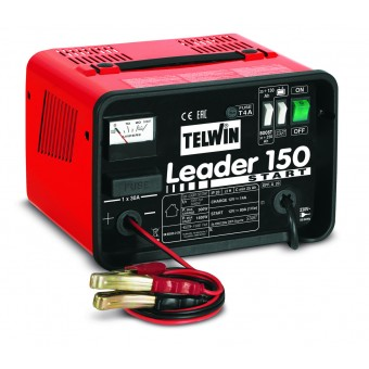 Пуско-Зарядное устройство TELWIN LEADER 150 START 230V 807538