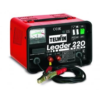 Пуско-Зарядное устройство TELWIN LEADER 220 START 230V 807539