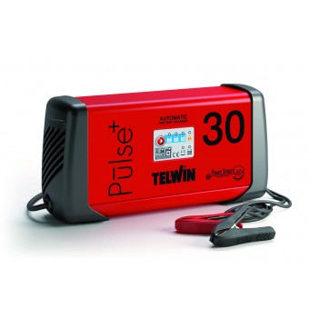 Зарядное устройство TELWIN PULSE 30 230V 6V/12V/24V 807587