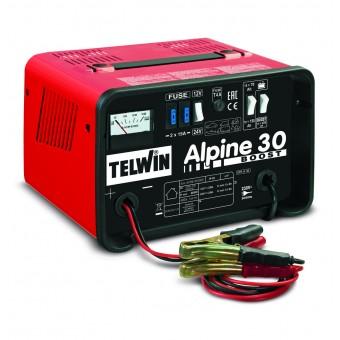 Зарядное устройство TELWIN ALPINE 30 BOOST 230V 12-24V 807547