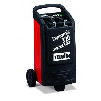 Пуско-Зарядное устройство TELWIN DYNAMIC 320 START 230V 12-24V 829381