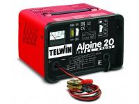 Зарядное устройство TELWIN ALPINE 20 BOOST 230V 50/60HZ 12-24V 807546