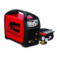 Сварочный аппарат TELWIN SUPERIOR TIG 311 DC-HF/LIFT 230-400V +ACC 816123