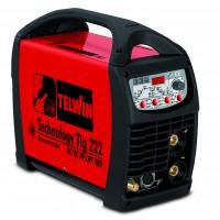 Сварочный аппарат TELWIN Technology Tig 222 AC/DC-HF/LIFT 230V+ACC 852054
