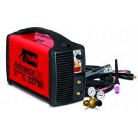 Сварочный аппарат TELWIN Advance 227 MV/PFC TIG DC-Lift 100-240 VAC 852052