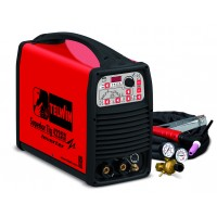 Сварочный аппарат TELWIN SUPERIOR TIG 422 AC/DC-HF/LIFT 400V+ACC 816105