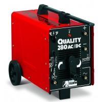 Сварочный аппарат TELWIN QUALITY 280 AC/DC 230V/400V 814097